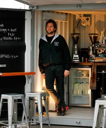 Jamie Cafe Container