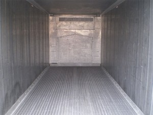 20ft refridgerated containers reefer interior