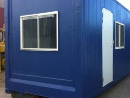 Shipping container portable office for sale