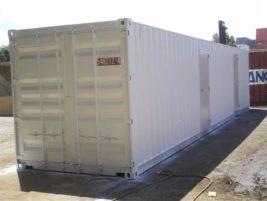 Transportable mobile workshop Brisbane