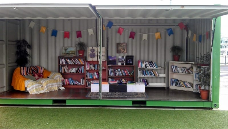 shipping-container-library auckland