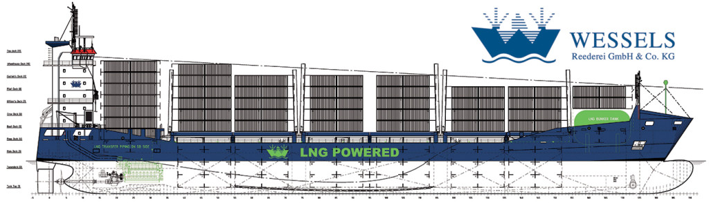 Wes Amelie - LNG containership