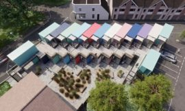 Bristol University Invests in Shipping Container Campus