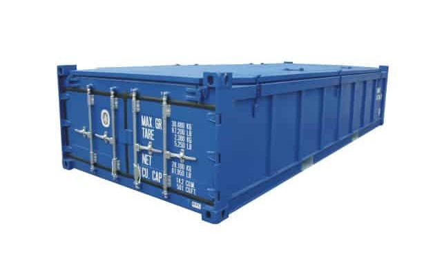 Half Height Shipping Containers
