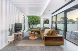 10 Reasons to Build with Shipping Containers