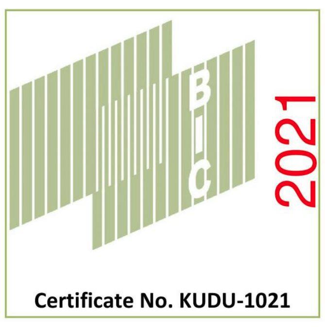 BIC 2021 logo