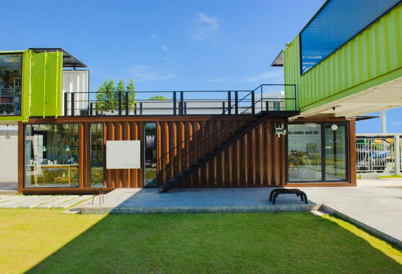 shipping container home prices