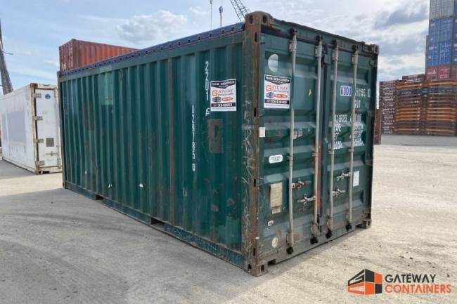 Rental Shipping Container